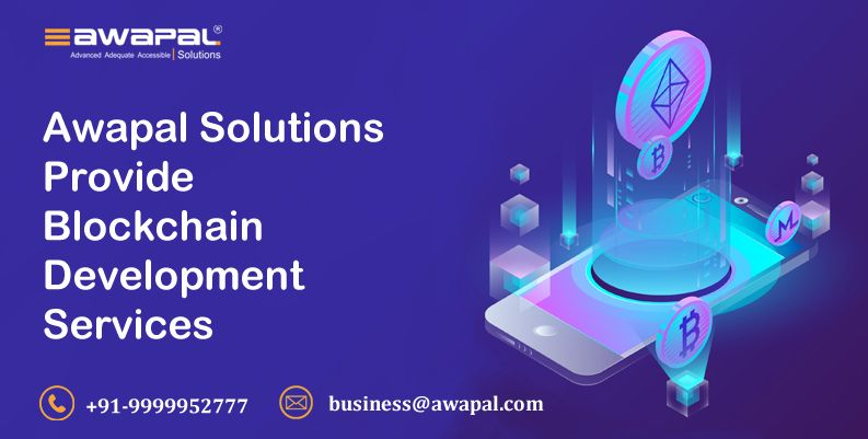 Awapal Solutions provides one of the largest Blockchain