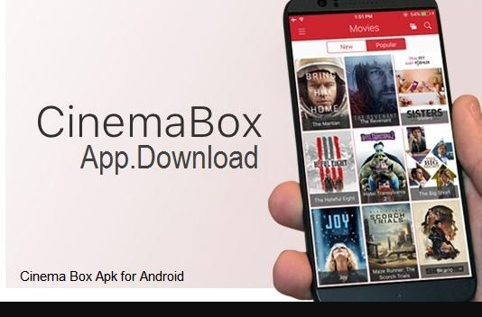 Download Cinema Box Apk for Android 2017 Latest Version