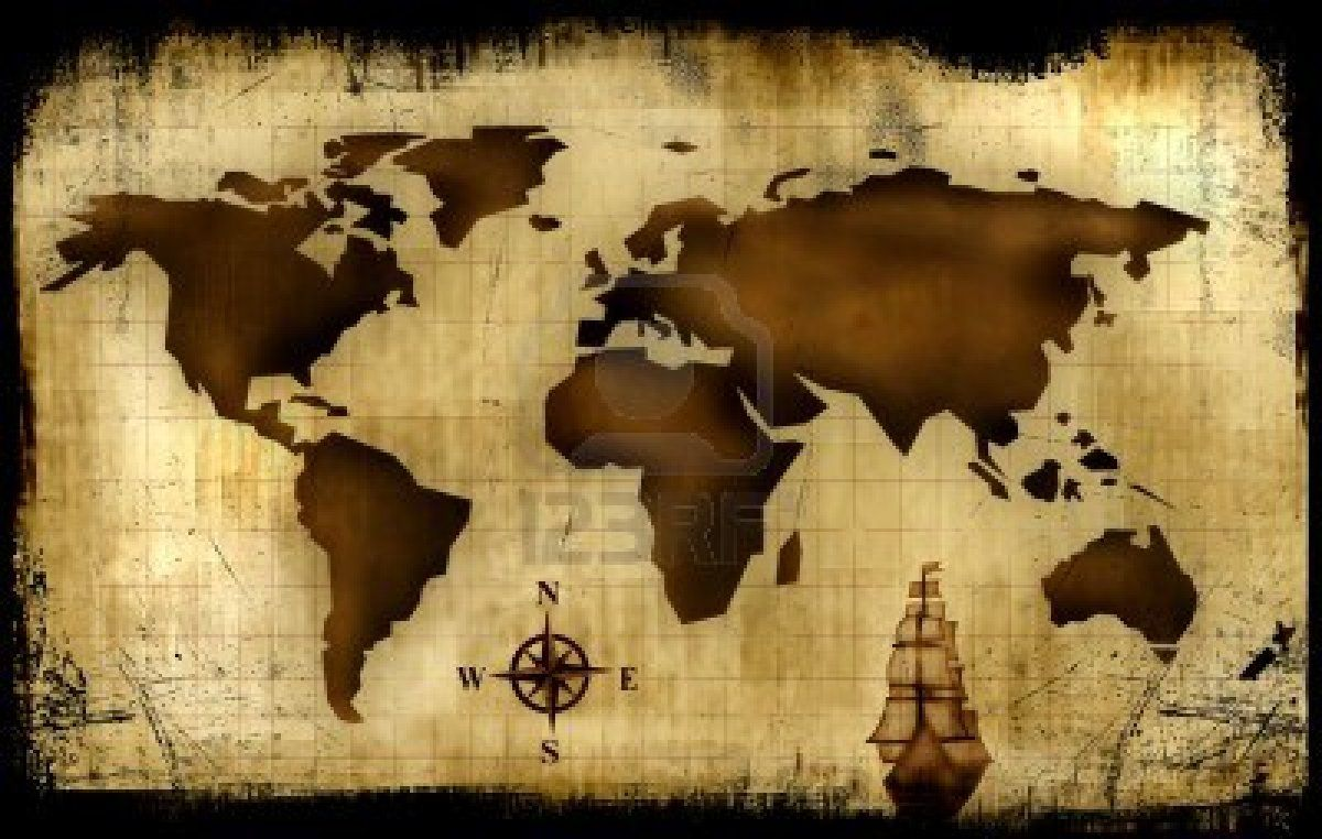 Risultati immagini per vintage world map tattoo tattoo idea risultati immagini per vintage world map tattoo gumiabroncs Images