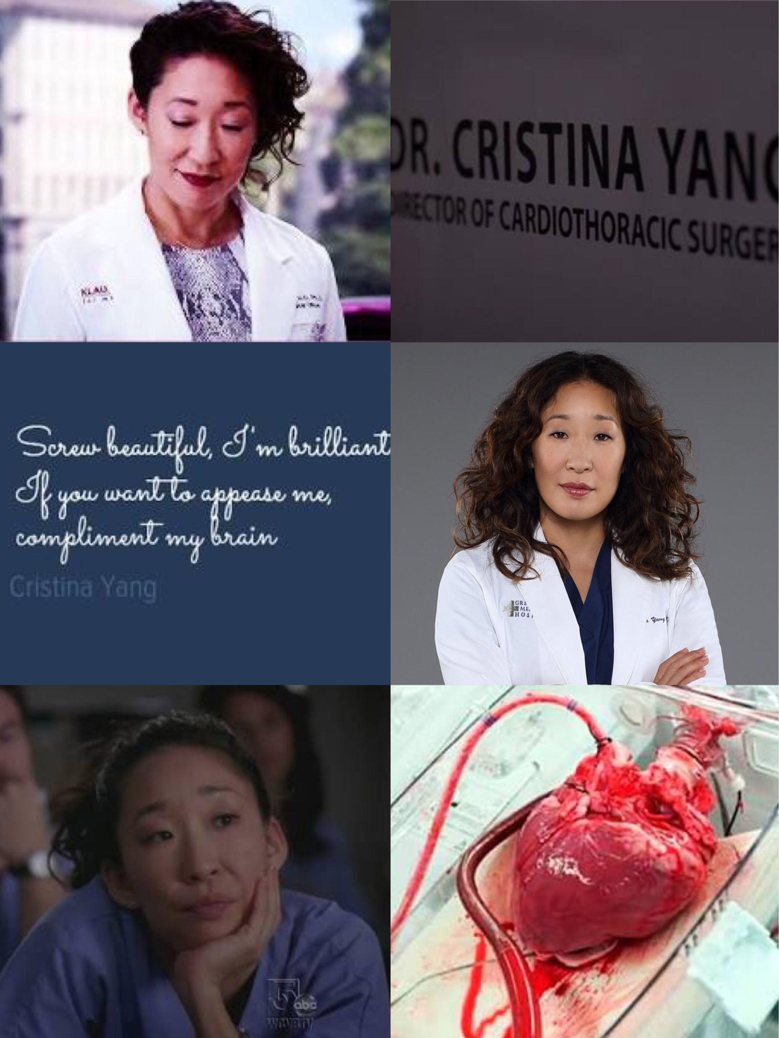 Wallpaper Cristina Yang Grey Anatomy Grey'