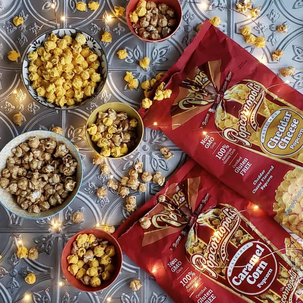 Popcornopolis Gourmet Popcorn (@popcornopolis) • Instagram ...