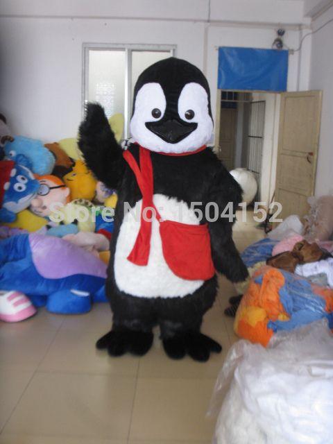Pingouin mascotte vêtements en vente livraison gratuite(China (Mainland)) aaa43be0135