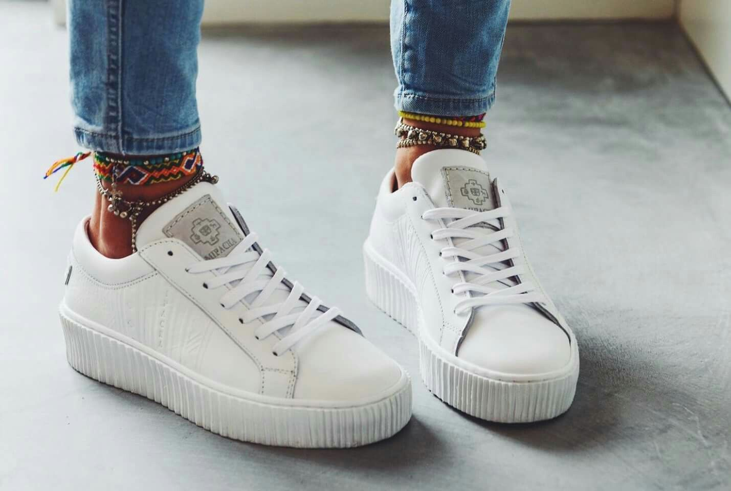 Mipacha shoes white sneakers | Shoes, Outfit shoes, Everyday