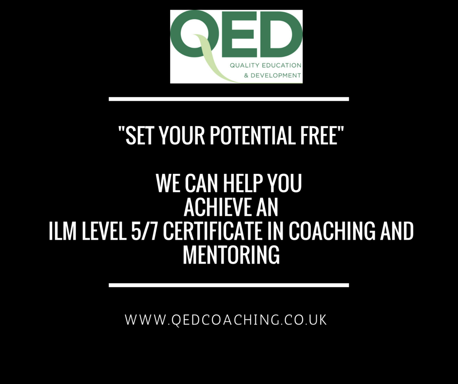 Set Your Potential Free Gain Your Level 5/7 Certificate In