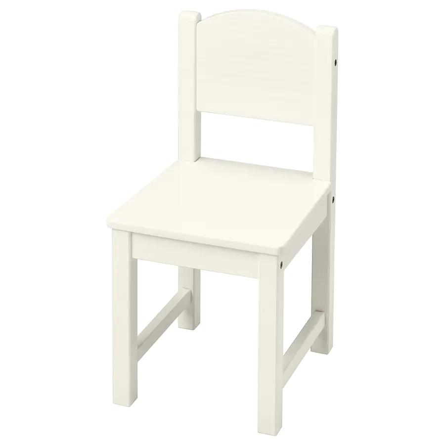 Sundvik Children S Chair White Ikea In 2020 Childrens Chairs Childrens Table Kids Table And Chairs