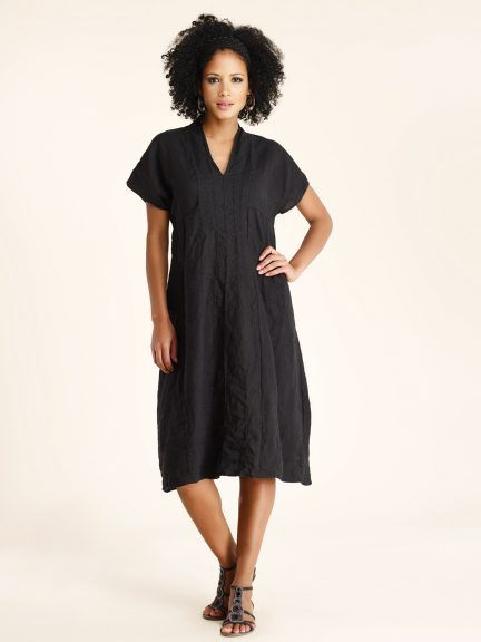Linen dress - Hello boutique