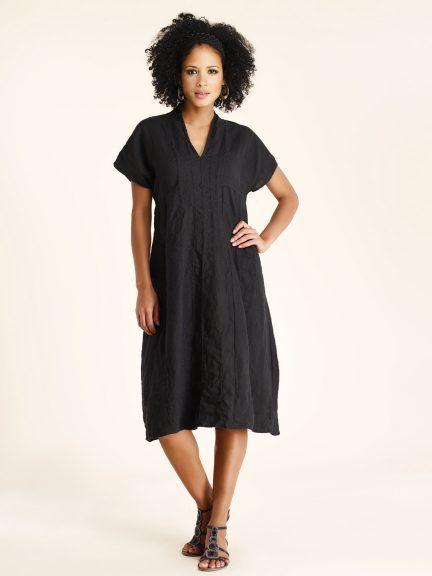 Linen dress - Hello boutique