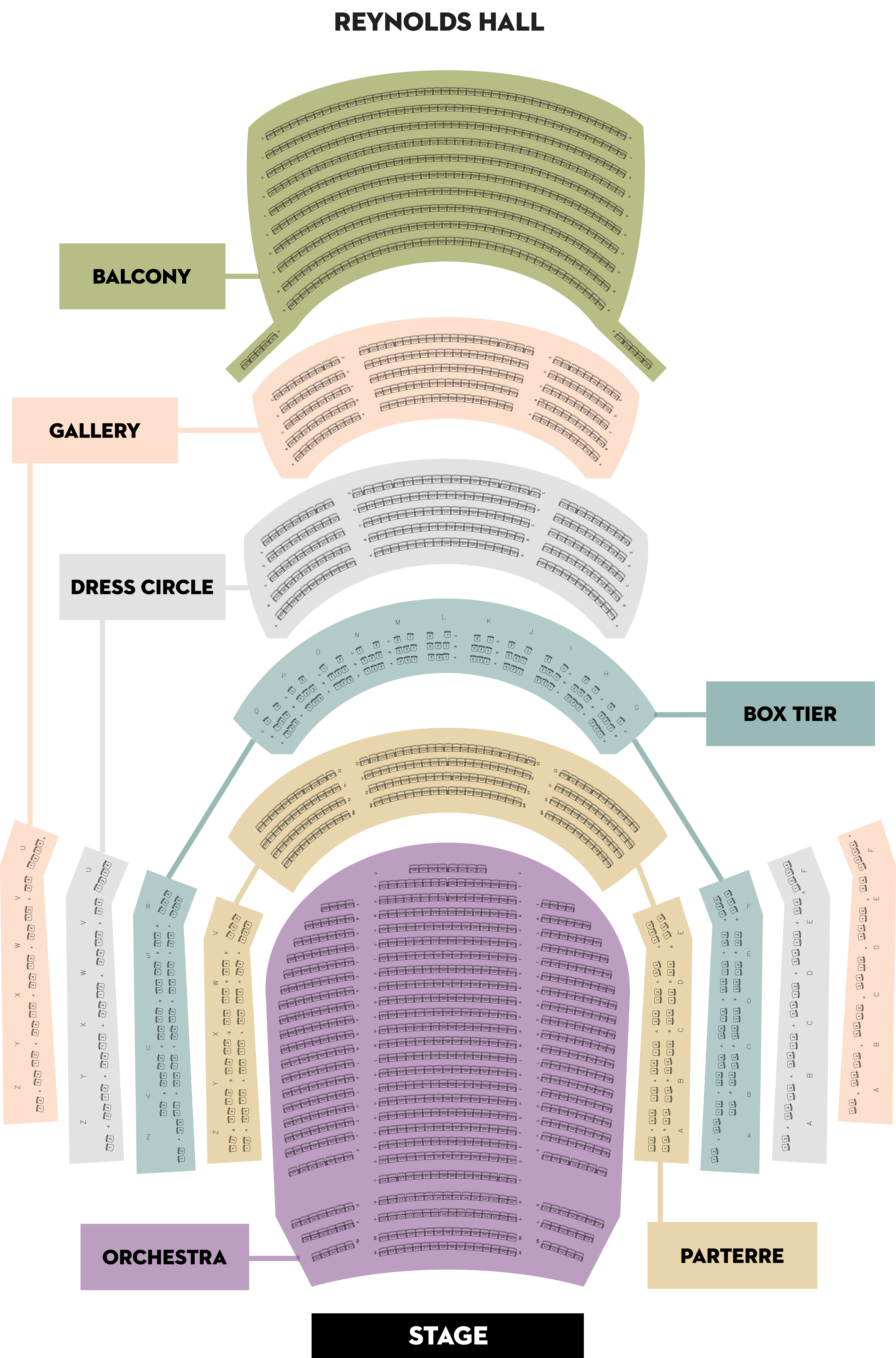 Seating Charts The Smith Center Las Vegas Smith Center Seating Charts Will Smith