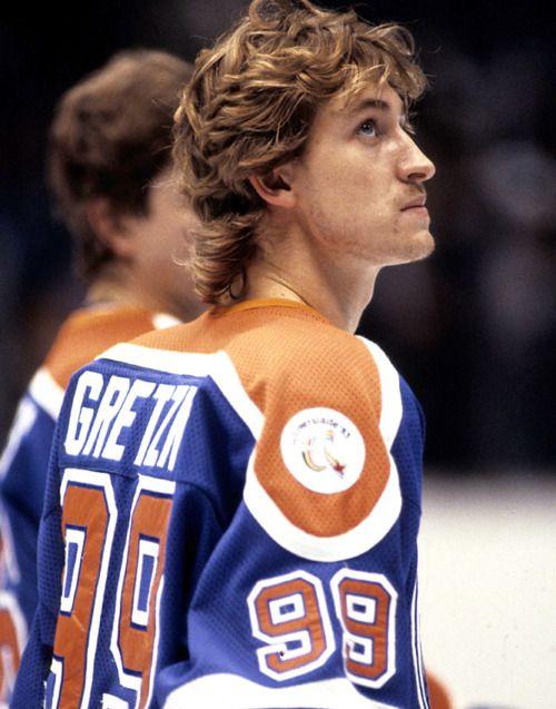 Gretzky Definition Of Flow Wayne Gretzky Sports Oilers Hockey