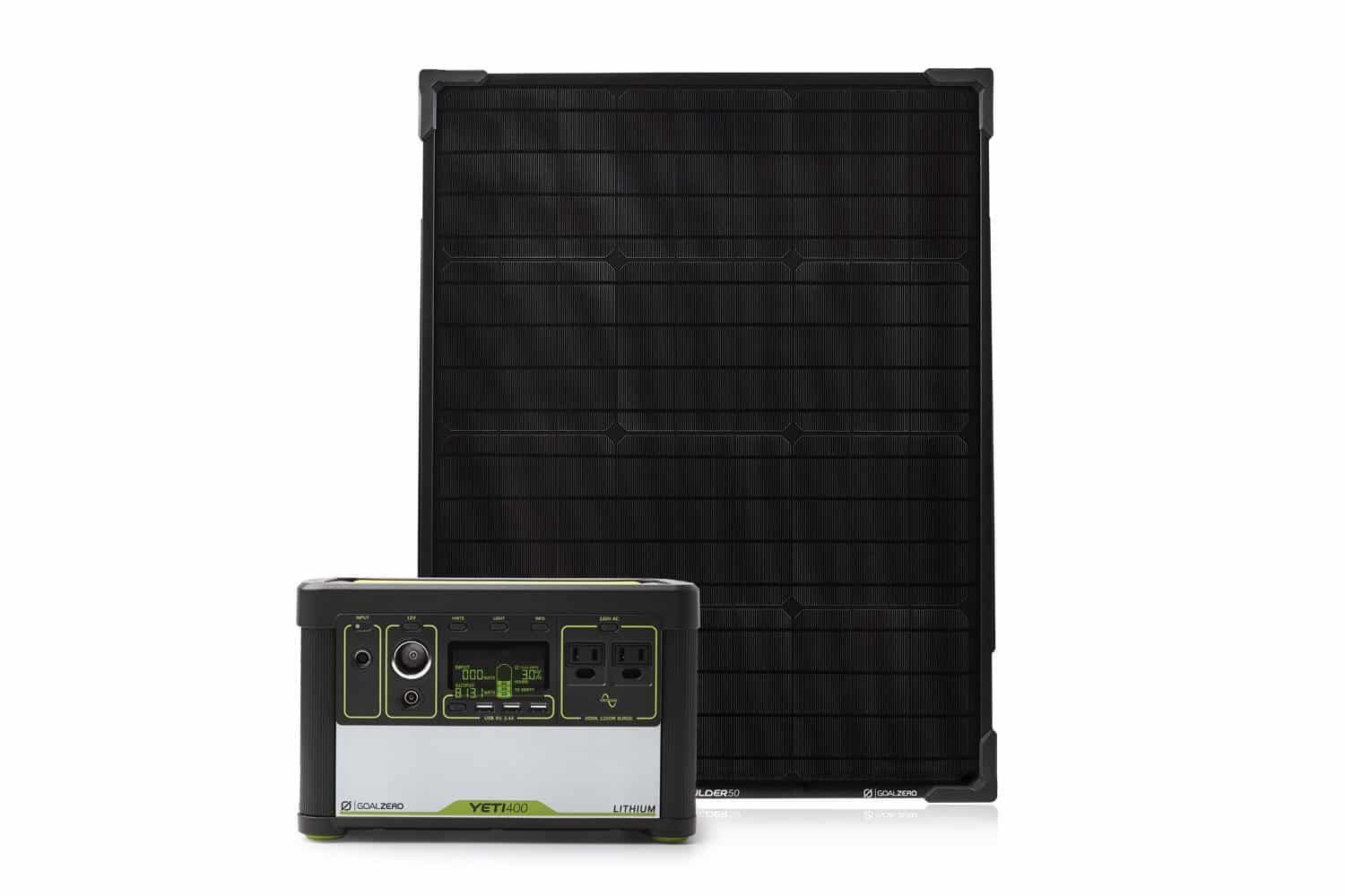Top 10 Best Portable Solar Generators In 2020 Toptenthebest Solar Generator Portable Solar Generator Solar Panels
