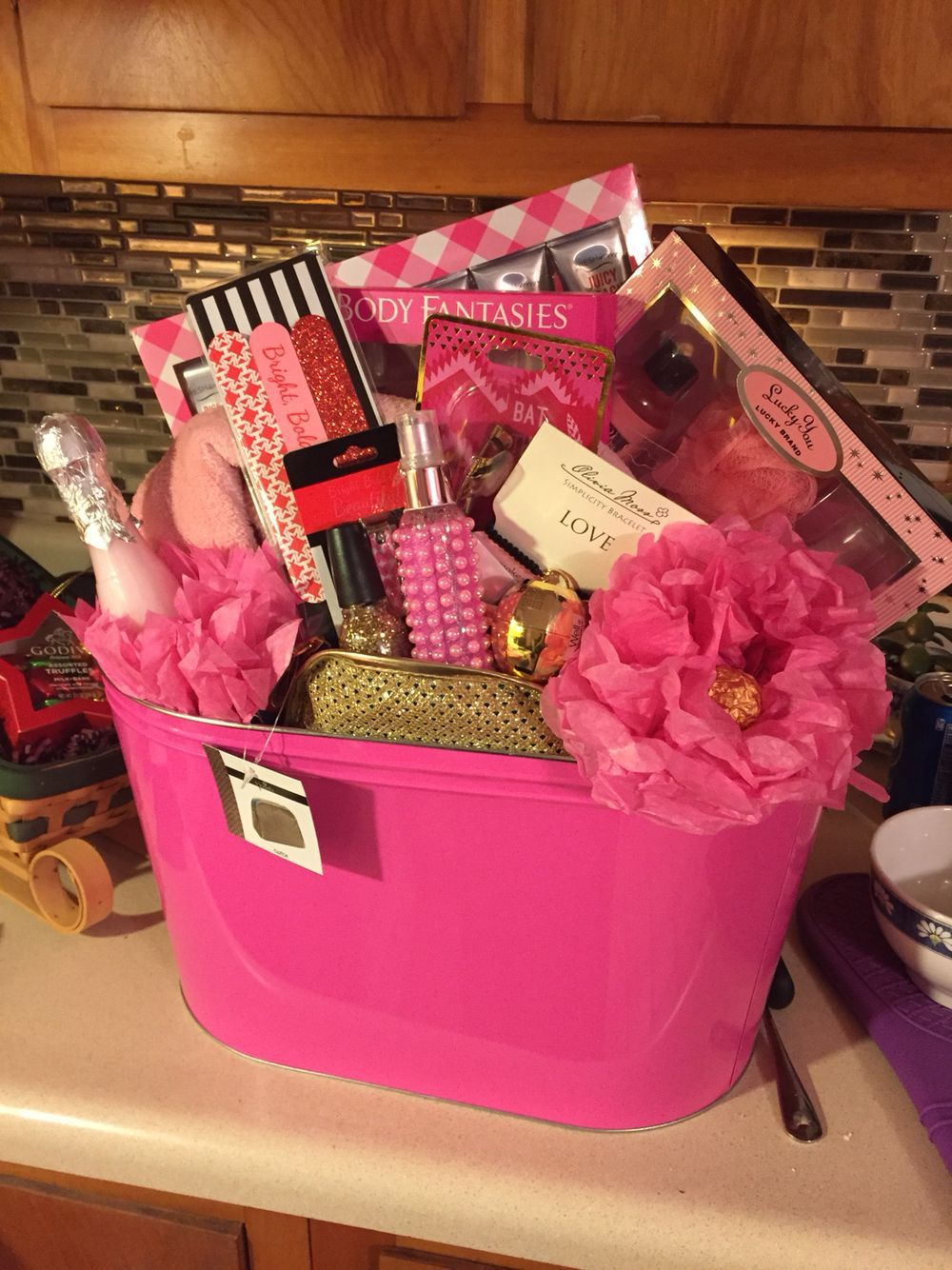 A gift A gift Gift in 2020 Gift baskets for women