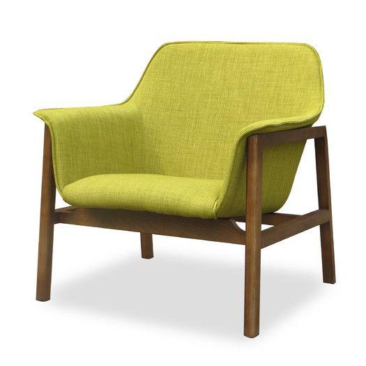 "Ceets Miller Arm Chair 32.3""X32.3""X29.5"" $613.97 ash/linen"