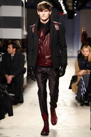 Kenneth Cole Ready To Wear Fall Winter 2014