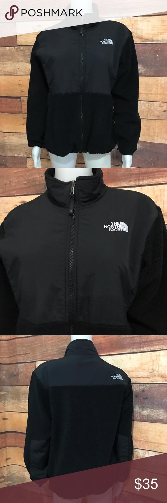 The North Face Girl Fleece Jacket Sz Xl Girls Fleece Jacket North Face Girls Girls Fleece [ 1740 x 580 Pixel ]