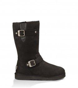 UGG Womens Sutter Boots Black 1005374 Australia & US