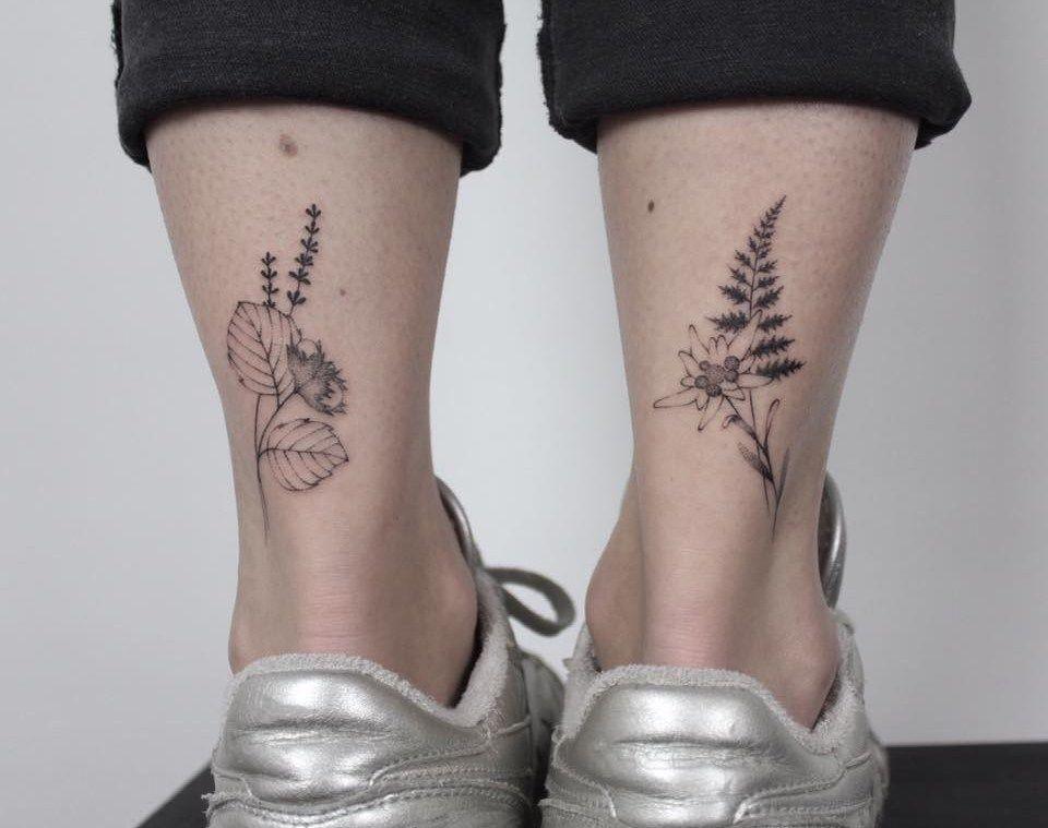 Les tatouages de Lara Maju ou l'essence même de la beauté