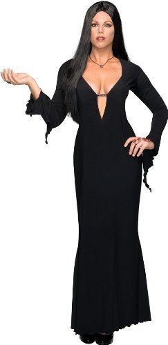 be5f16ea28df4 Addams Family Secret Wishes Sexy Morticia Costume