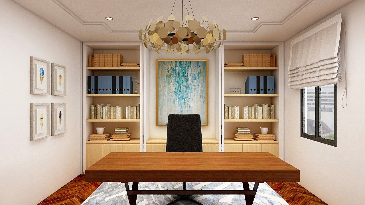 Zoom Virtual Backgrounds Innovatus Design Office Background Home Office Design Living Room Background