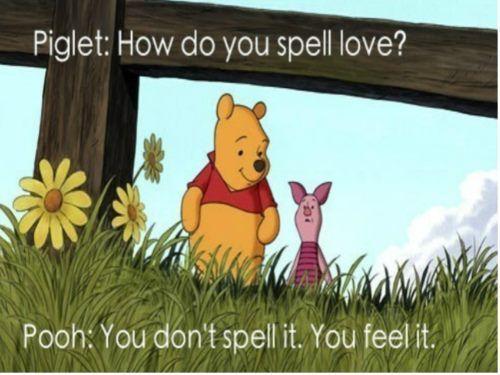 Winnie the Pooh aww...