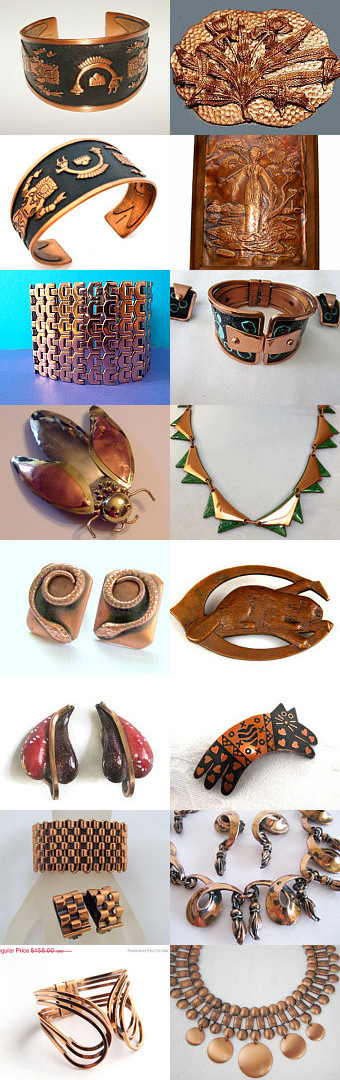 Mothers Hair Was A Beautiful Copper  by Gena Lightle on Etsy--Pinned with TreasuryPin.com