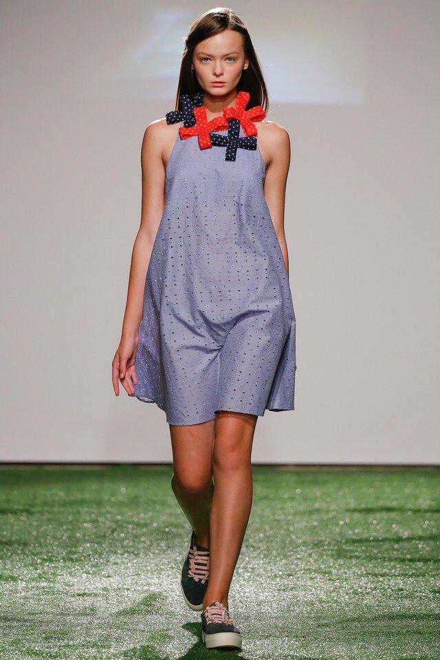 DRESSES - Short dresses ANNA K 9lP7sPQkxI