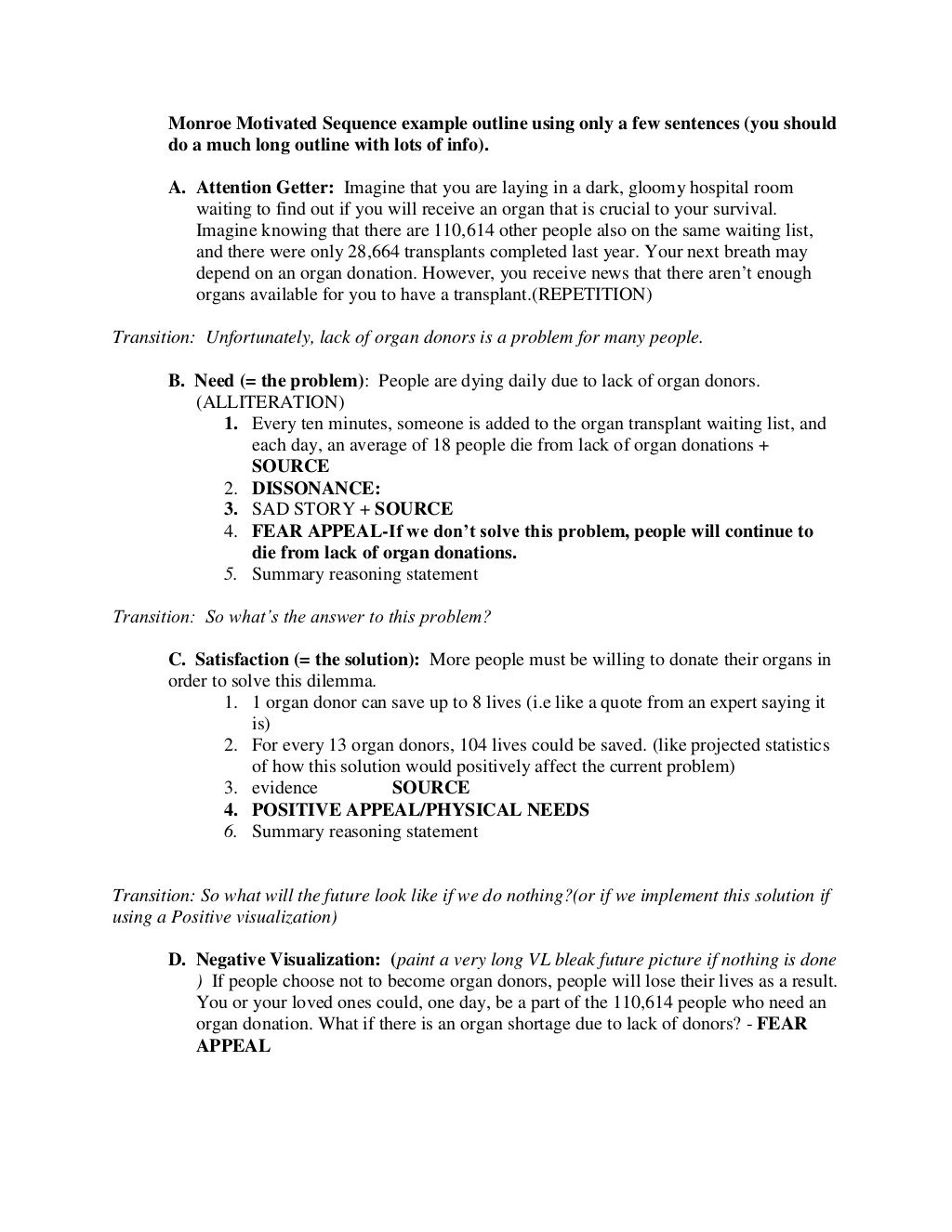 New Persuasive Speech Outline By Brianna Abc Via Slideshare  New Persuasive Speech Outline By Brianna Abc Via Slideshare Essay Papers Examples also Online Writing Lab Purdue University  Essay Sample For High School