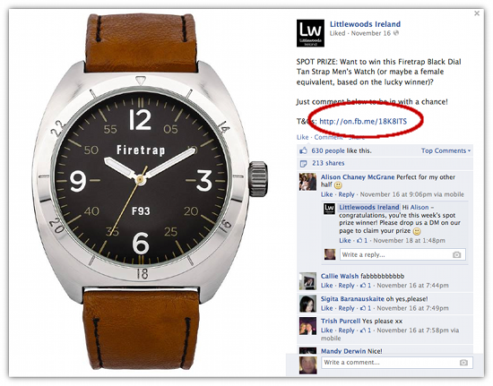 4 Facebook Timeline Competition Examples The Good The Bad And The