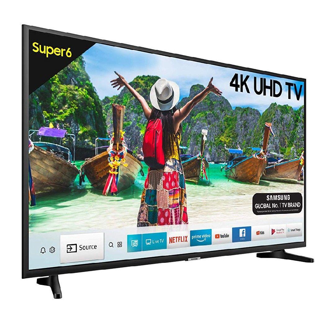 Samsung 125 cm 50 inches super 6 series 4k uhd led smart