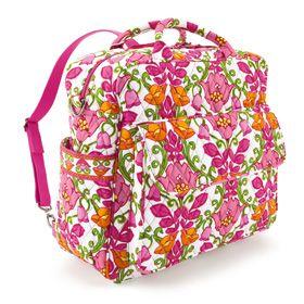Best Diaper Bags Of 2017 Vera Bradley Convertible Baby Bag