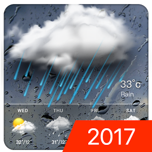 Download Realtime weather forecasts Android App
