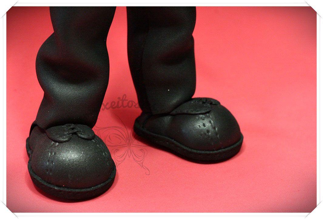 zapatos para fofucha novio boda | craft ideas | pinterest