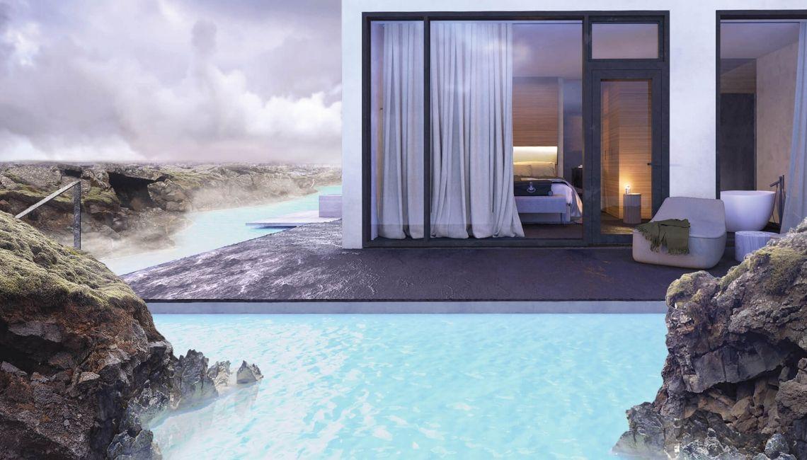 Lagoon Suite Blue Lagoon Hotel Best Honeymoon