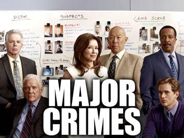 Major Crimes Show Page Tv Listing Zap2it Com Major Crimes Crime Episode 5