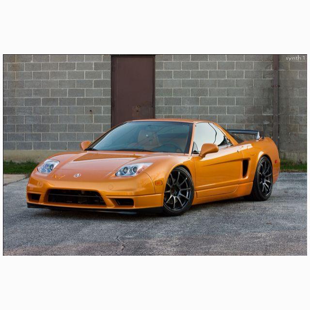 Imola Orange NSX