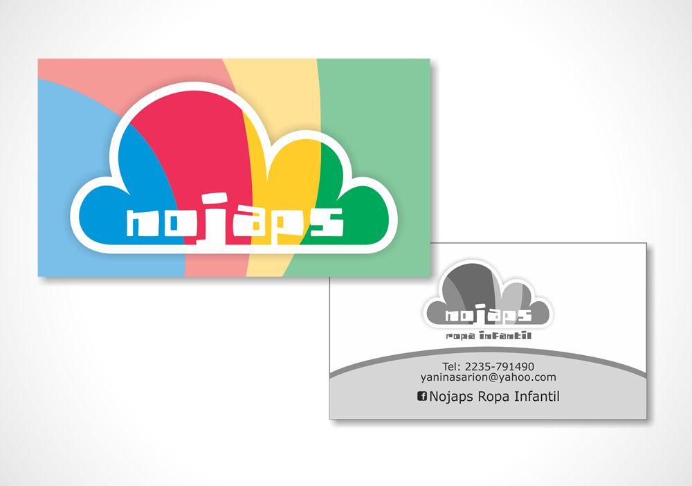 Diseño de tarjetas de presentación para Diseñadora de Indumentaria ...