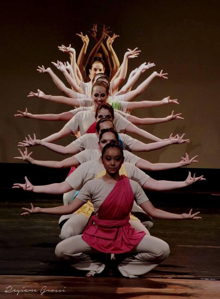 Corpo de Dança Municipal de Dança de Atibaia...