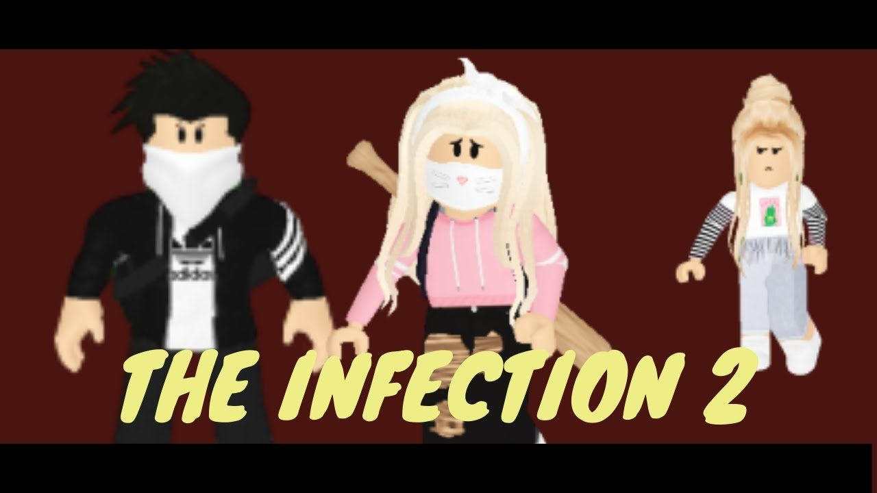 The Infection Part 2 Roblox Mini Movie Youtube In 2021 Roblox Movies Mini