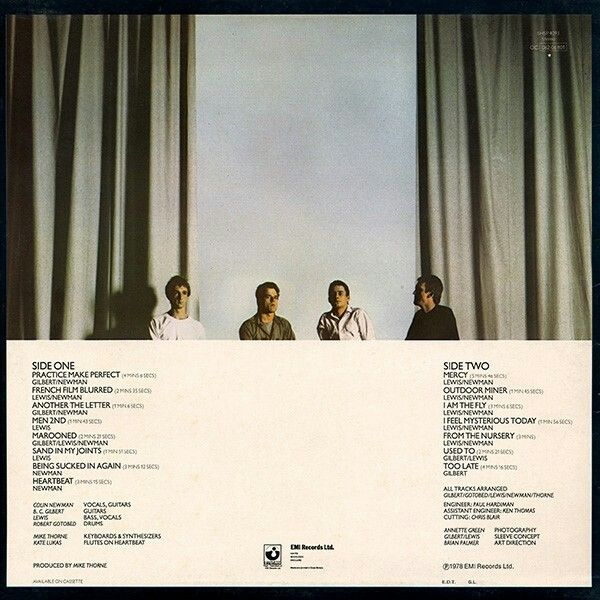 Wire - Chairs Missing Back Cover   Lps   Music, Album, Album covers