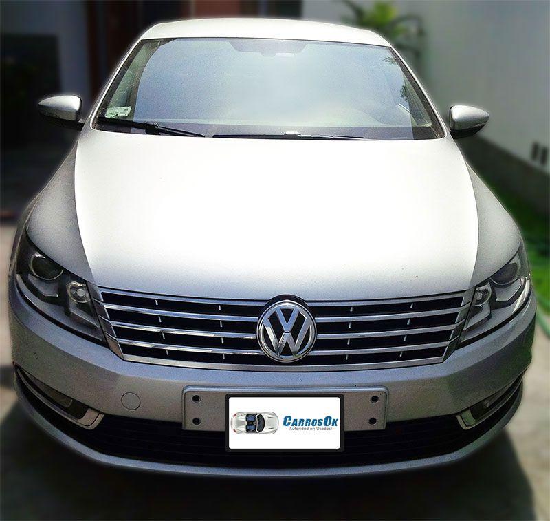 VW CC 2012 sobresale caja DSG y el turbo