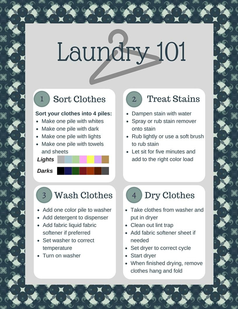 21 DIY Clothes For Kids laundry rooms