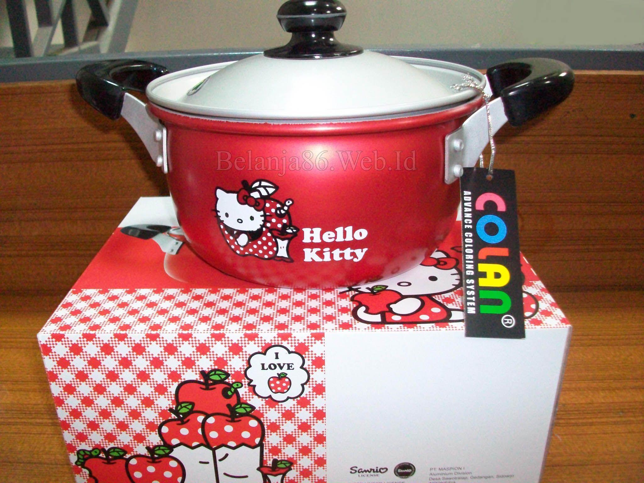 Colan Hello Kitty Maxi 18DH