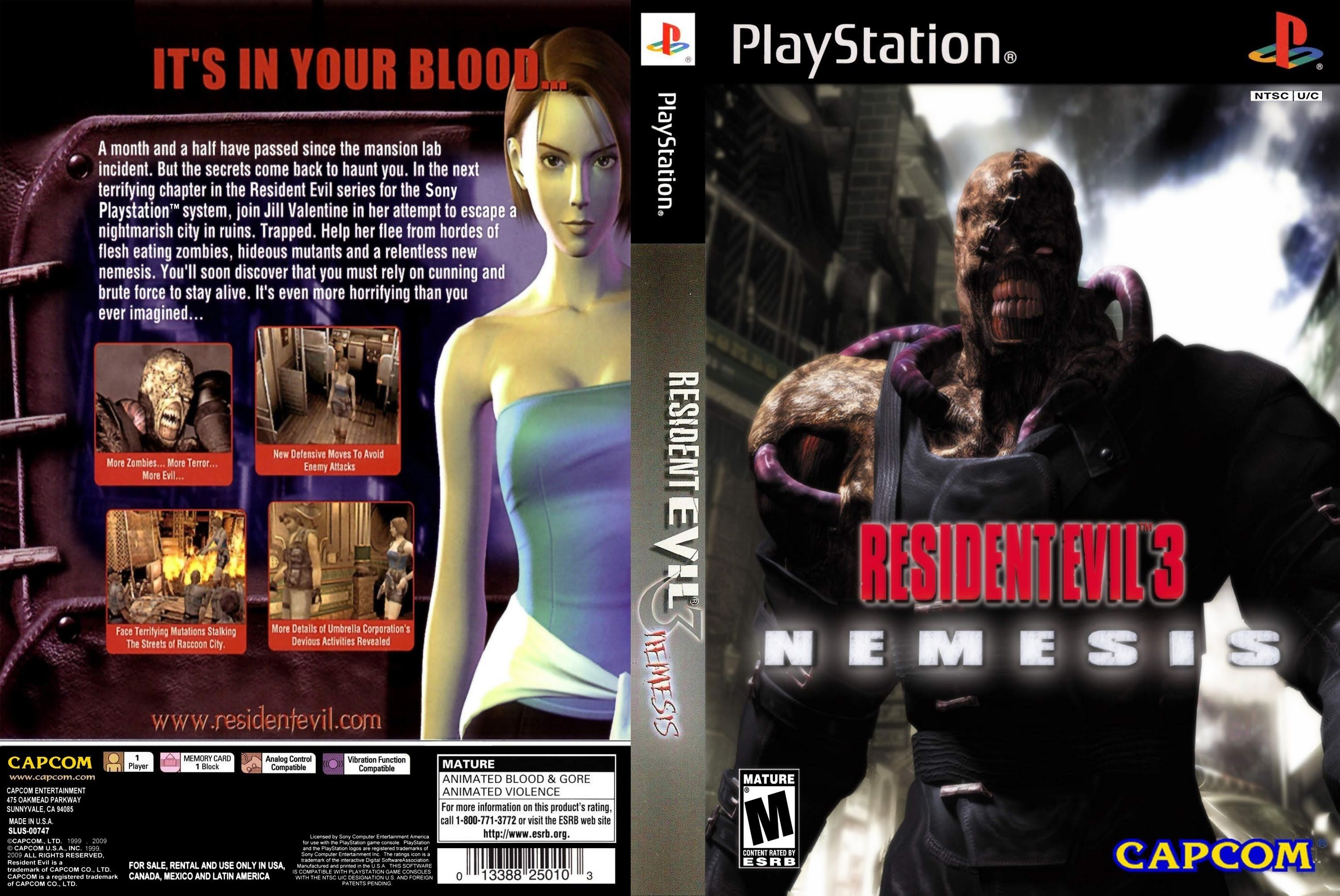 Resident Evil 3 Nemesis Review Resident Evil Evil How To Find Out