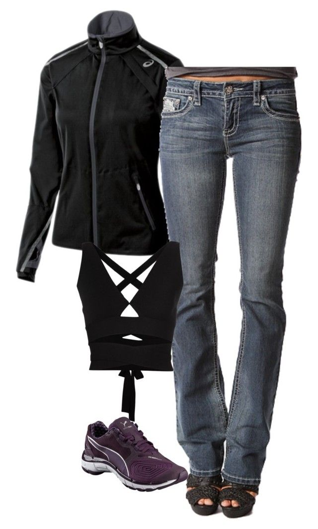 """""""Untitled #742"""" by l-r-warda on Polyvore featuring Proenza Schouler and Puma"""