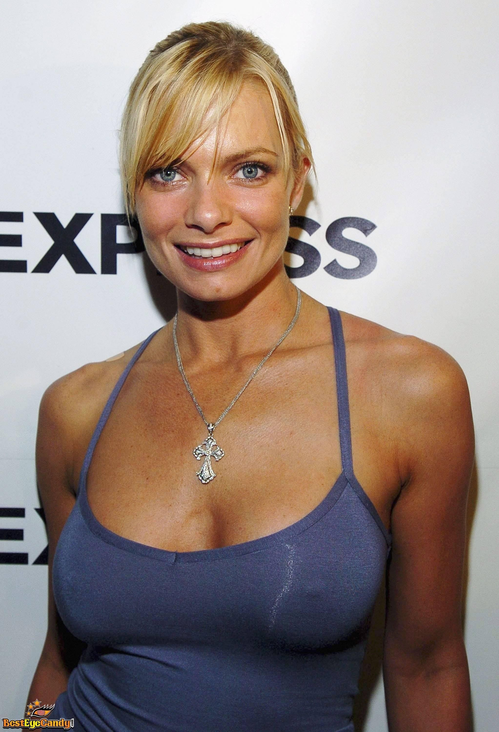Celebrites Jaime Pressly naked (56 foto and video), Topless, Bikini, Instagram, in bikini 2006