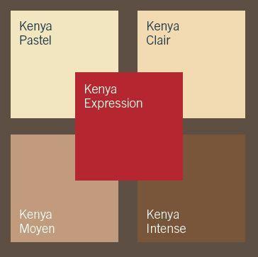 Palette kenya un cocktail de beige et de rouge maison beige et cocteles - Cuisine rouge et beige ...
