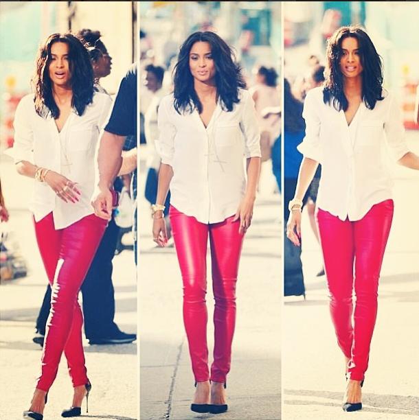 924e5feaf824 Ciara walking around town