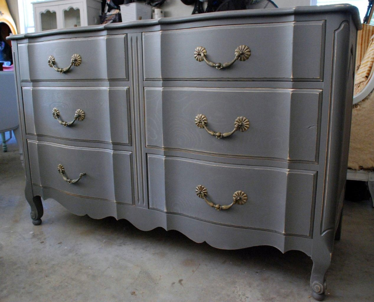 Distressed Wood Bedroom Furniture Fair Furniture For Bedroom Decoration Using Light Grey