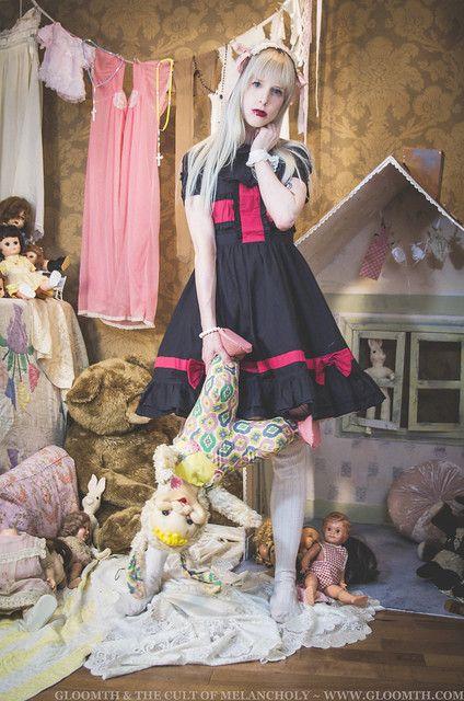 Little Doll #dollvictoriandressstyles