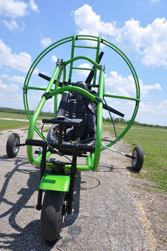 Details about Green Eagle,ppg,paraglider,4stroke, powered