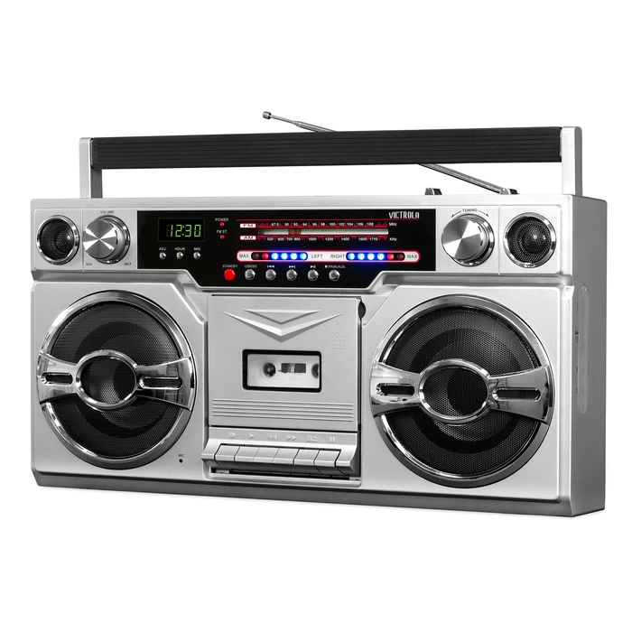 Bluetooth Boombox In 2021 Boombox Wireless Streaming Radio